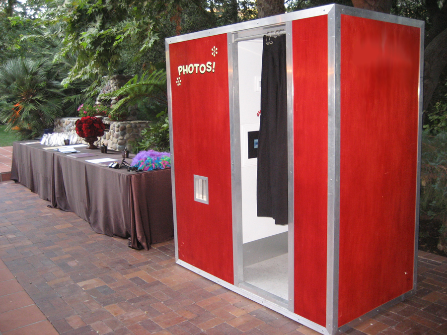 what makes photo booth rental wedding photography